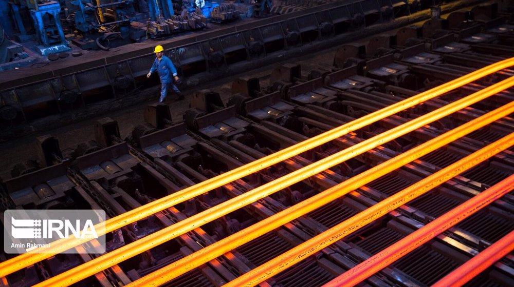 Iran's H1 steel exports soar amid drop in domestic use
