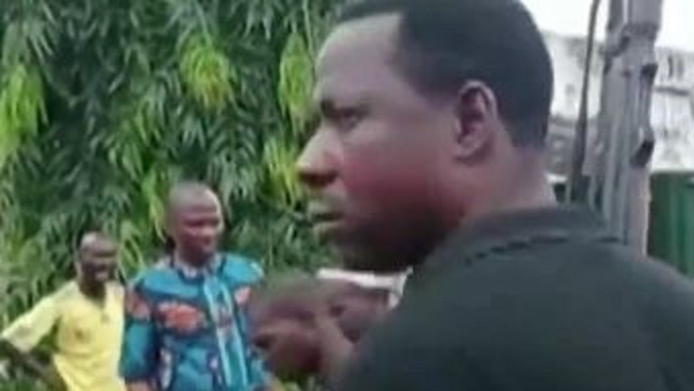 Nigerian gunmen break into Oyo prison, free over 800 inmates