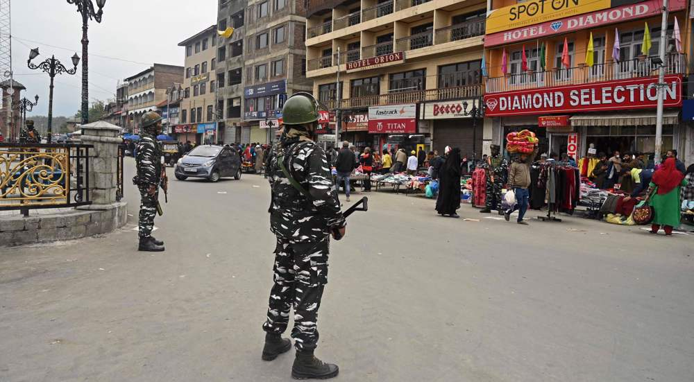 Indian forces shoot dead civilians amid spike in violence across Kashmir