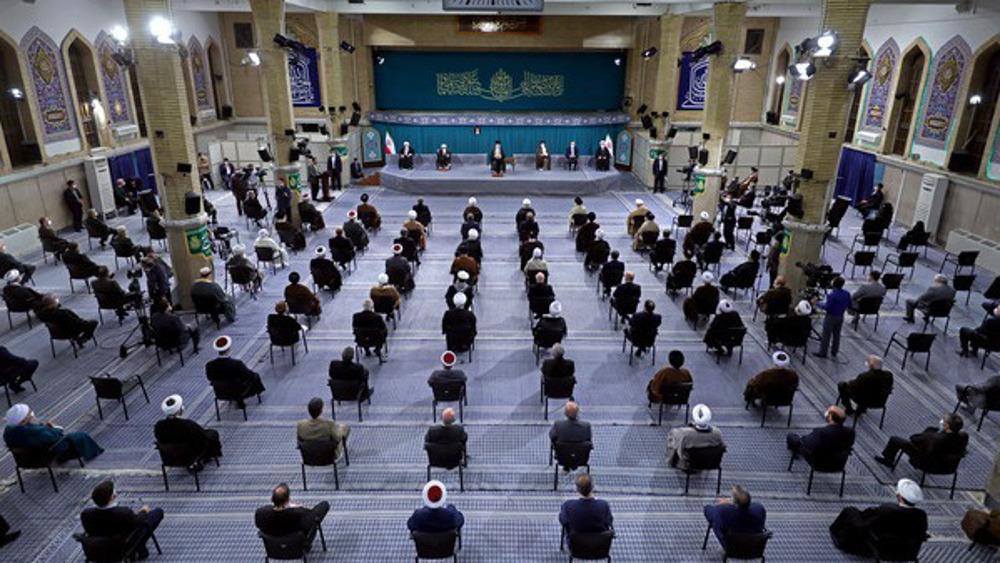 'Muslim unity a Qur'anic order, Israeli normalization a great sin'