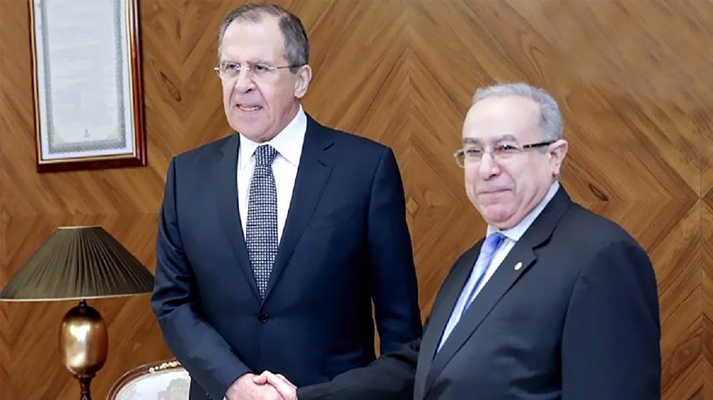 """Israël : Le coup """"russe"""" d'Alger!"""