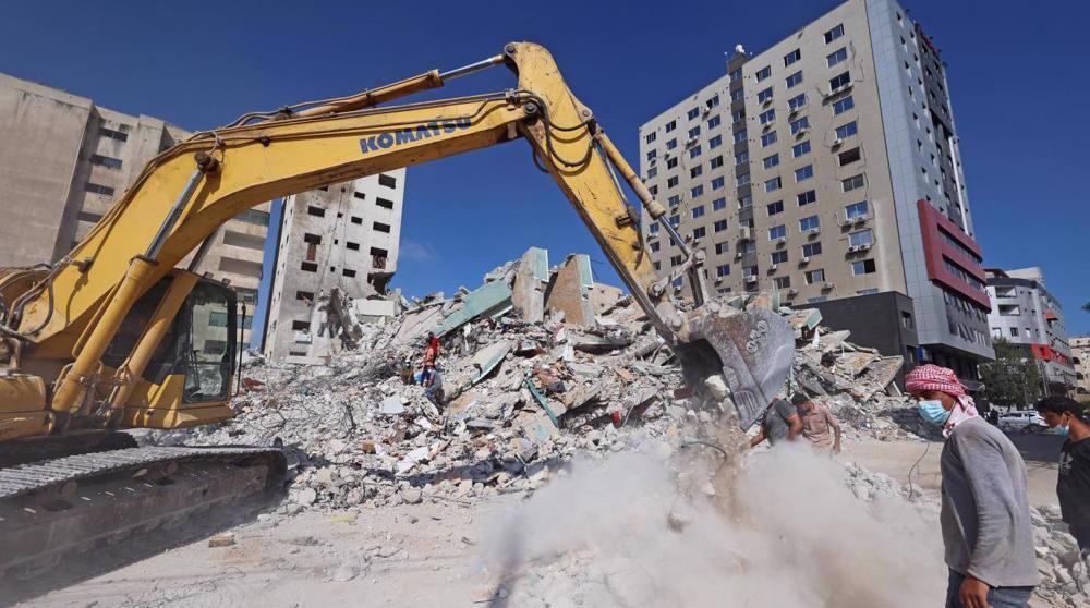 Israeli attack on Gaza media tower was 'own goal': Ex-Israeli general