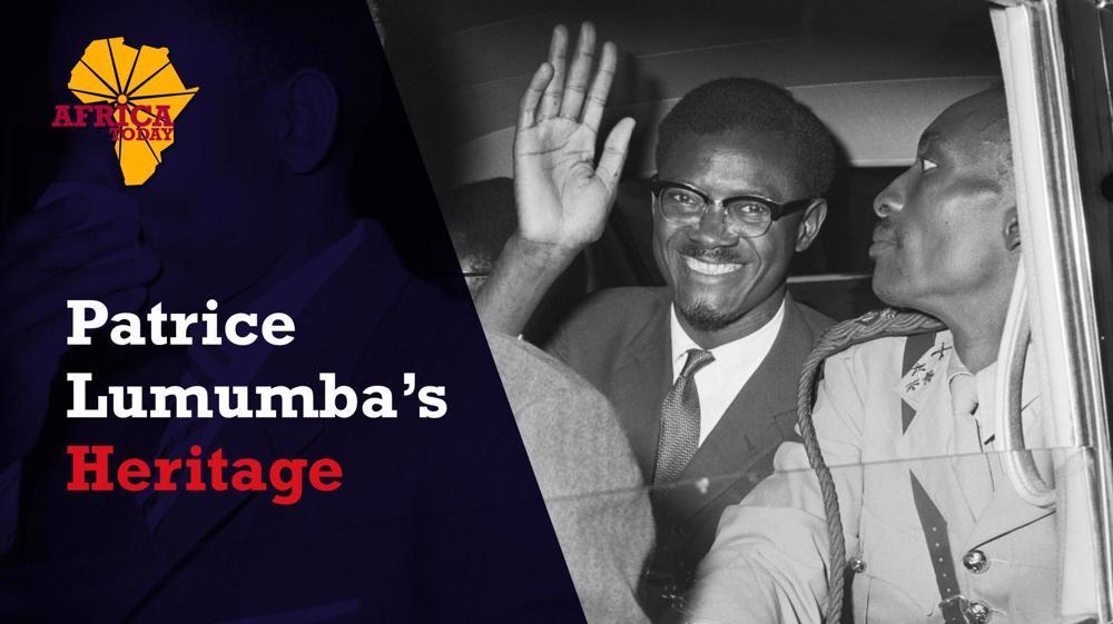 Patrice Lumumba's heritage