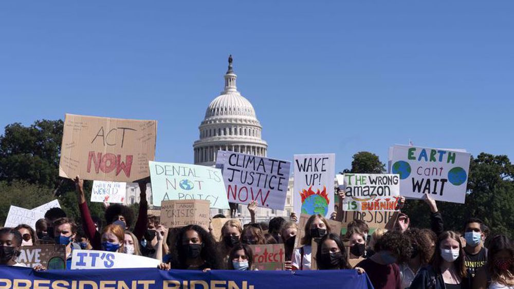 Majority in US concerned about climate change: Poll