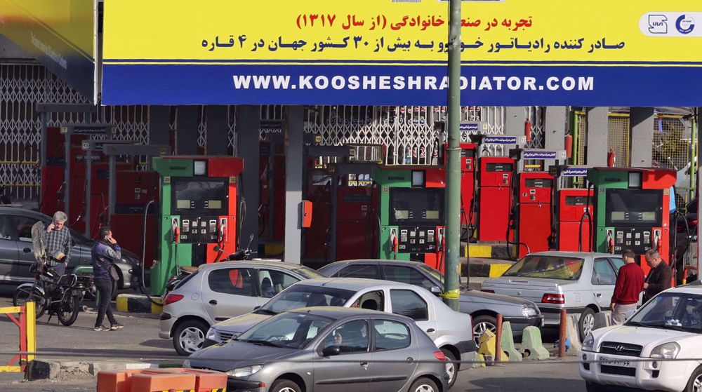 'Cyberattack disrupts fuel distribution at gas stations across Iran'