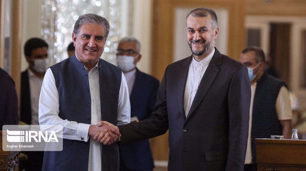 Inclusive govt. main solution for Afghanistan, Iran in contact with all sides: FM