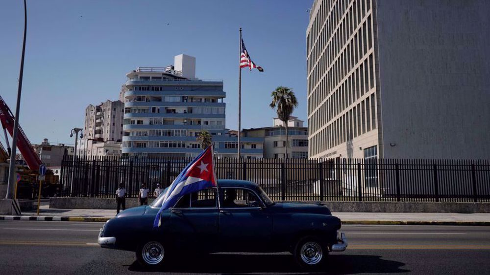 Cuba warns US against fomenting protests on Communist-run island