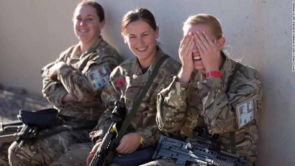 Women in UK military facing bullying, sexual assault: Report