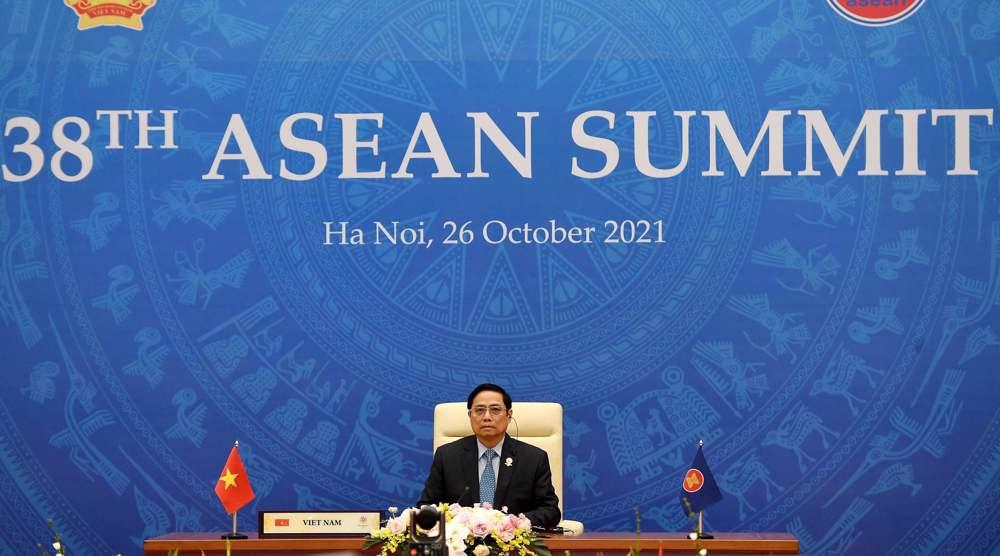 ASEAN leaders hit out at Myanmar junta after summit boycott
