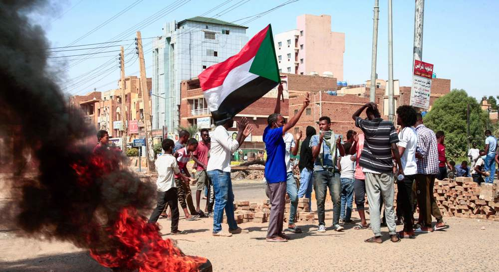 Journalist: US set the stage for Sudan military coup