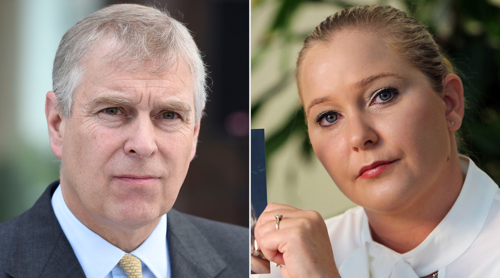 Britain's Prince Andrew facing US judge's deadline