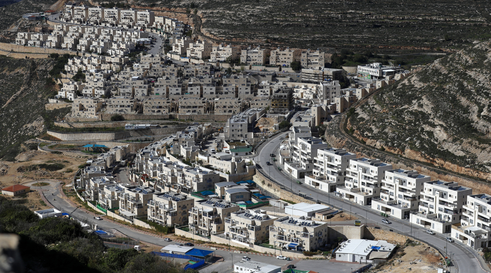Israel approves construction of over 3,000 settler units in occupied territories