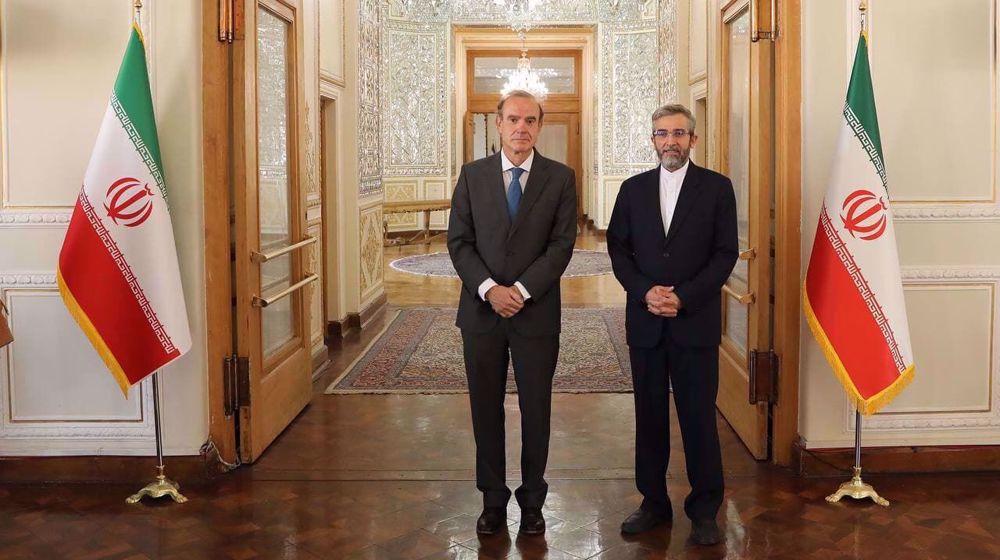 'Iran to rejoin sanctions removal talks before November-end'