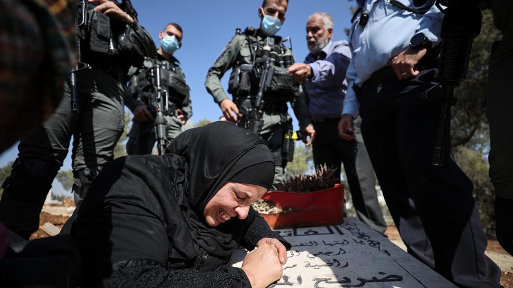 Palestinians concerned over Israeli plan to demolish graveyard