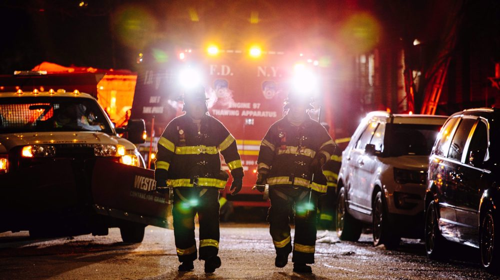NYC firefighters union urges members to defy vaccine mandate
