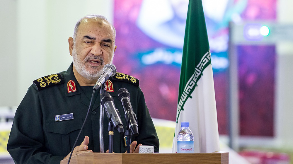 IRGC chief: US is fleeing region, has been marginalized more than ever