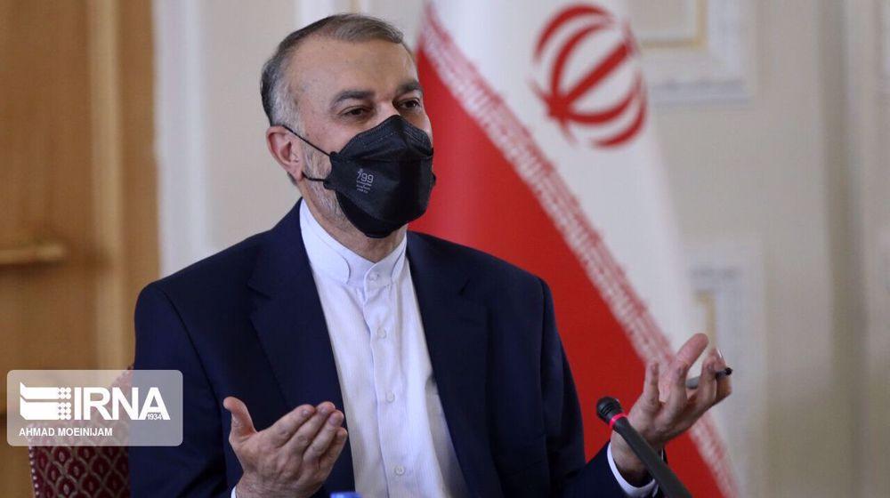 FM: Israeli regime has no place in region's future