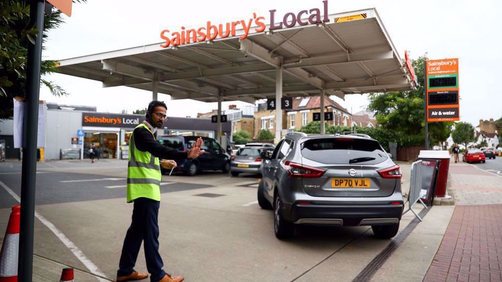 Petrol crisis: Fuel shortages 'getting worse' in London and Southeast