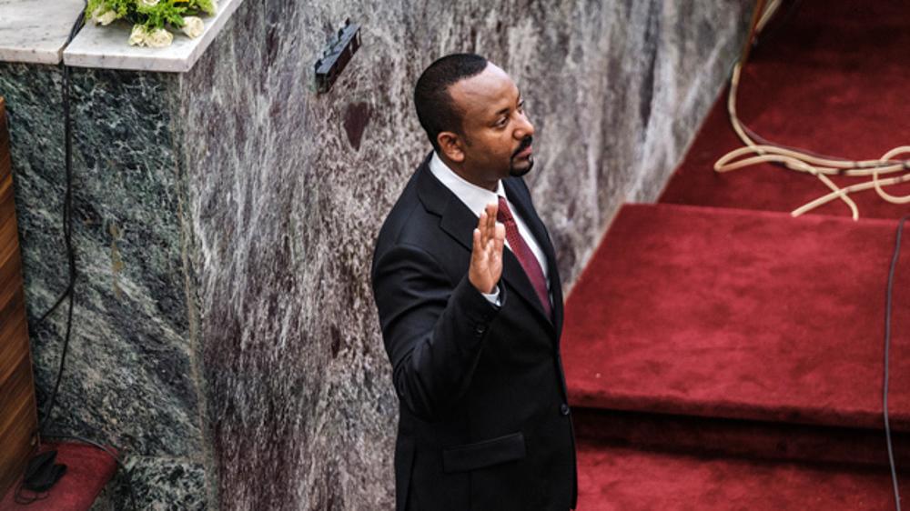 Ethiopia's Abiy sworn in for new term, strikes defiant tone