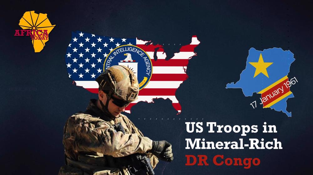 US troops in mineral-rich DR Congo