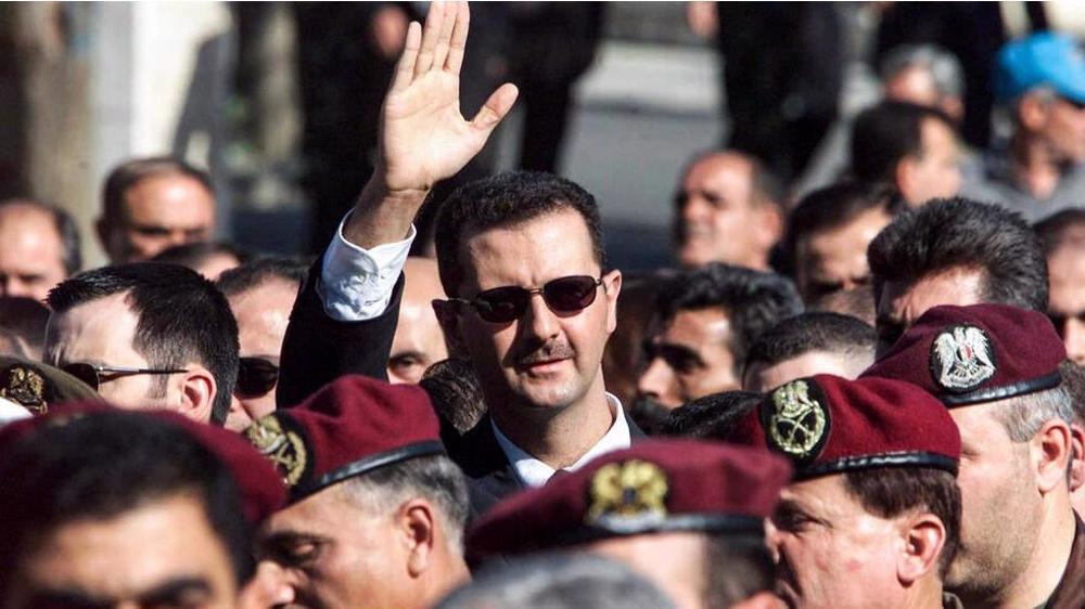"""USA : le """"dangereux"""" deal d'Assad ...."""