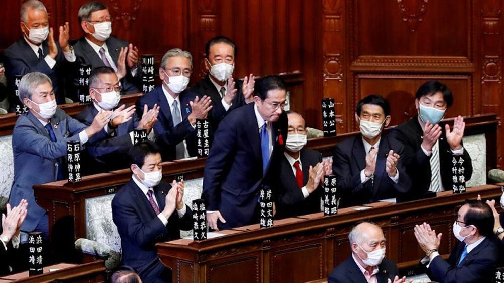 Fumio Kishida takes office as Japan's 100th prime minister