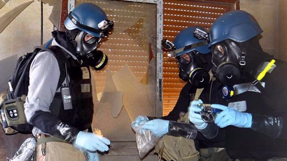 Syria, Russia slam politicization of Syrian chemical file