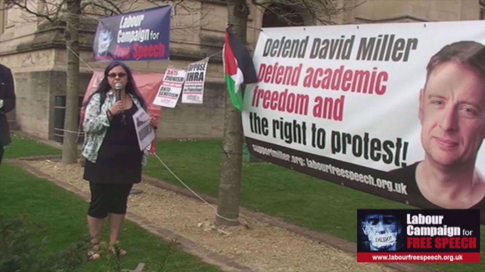British anti-Israeli professor sacked after Israeli lobby complaints
