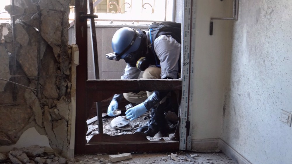 China urges OPCW to uphold impartiality on Syria chemical file
