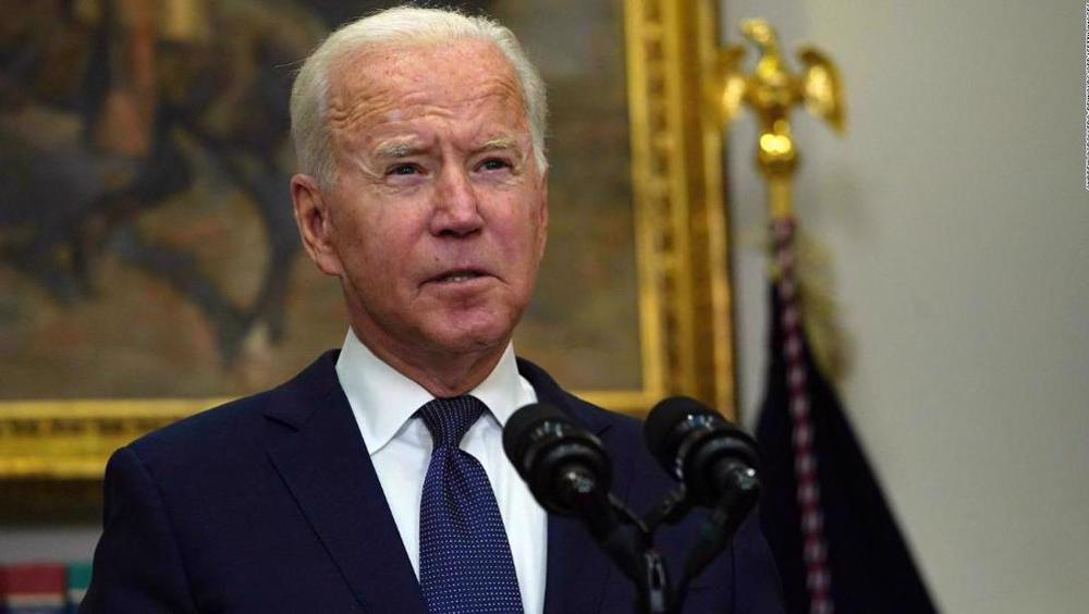 US, China agree to abide by Chinese Taipei agreement: Biden