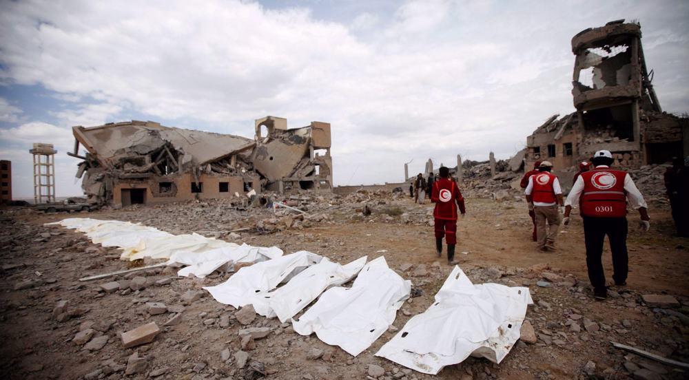 Yemeni FM: US interests blocking Saudi-led coalition from ending war