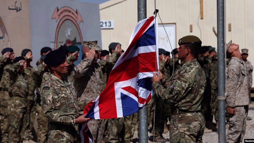 British PM replaces armed forces chief after Afghanistan debacle