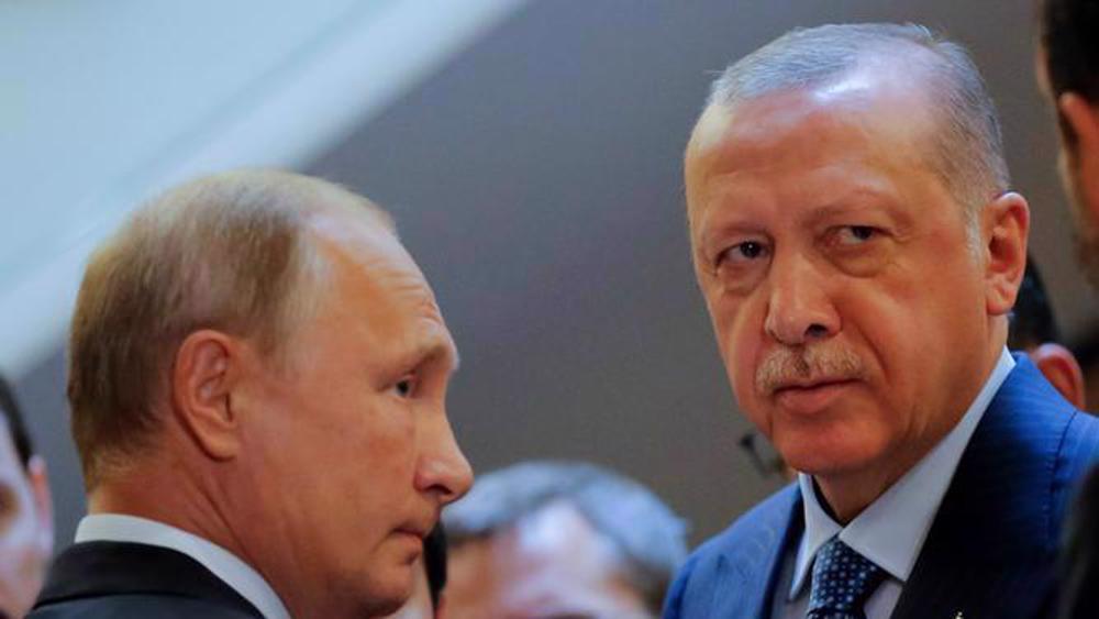 Caucase: que mijote le Sultan contre la Russie?