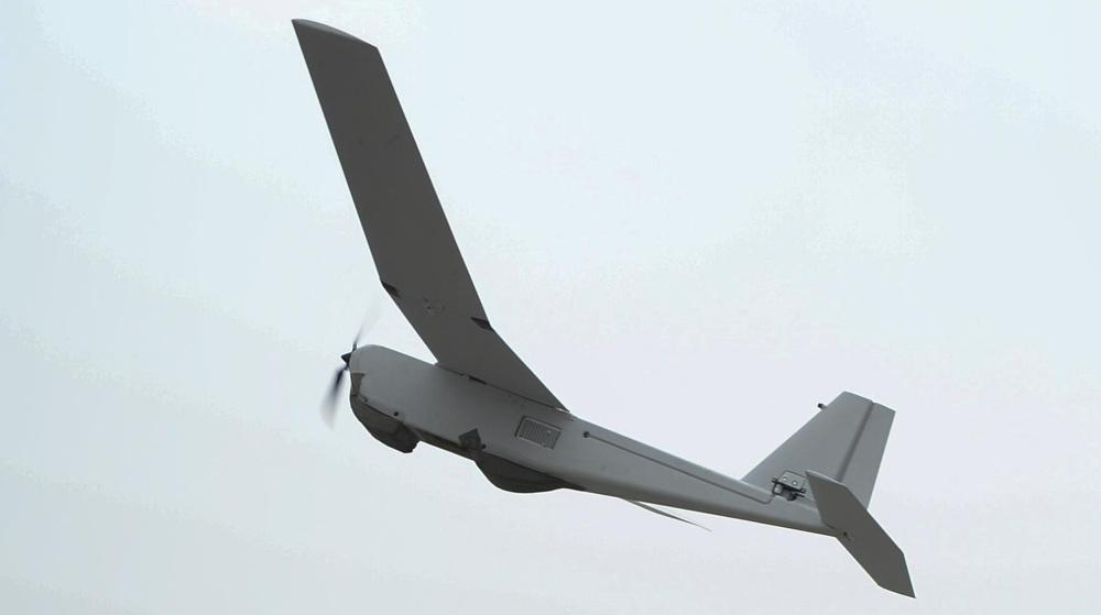 Yemeni army downs US RQ-20 Puma spy drone in Saudi skies