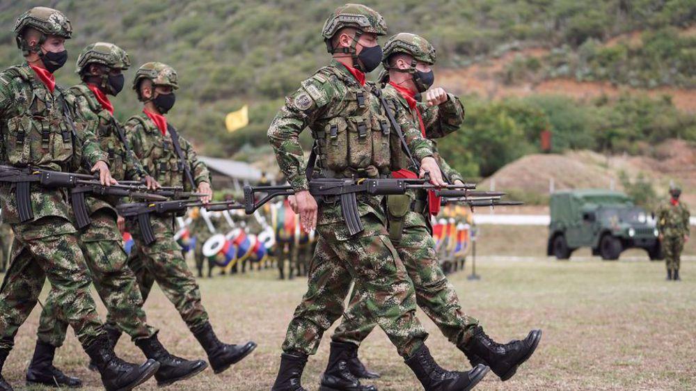 Colombia deploys 14,000 troops to restive region bordering Venezuela