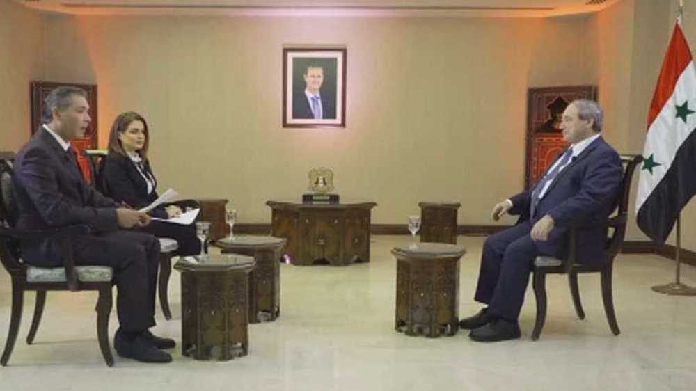 Successful fight against terrorism behind positive intl. overtures to Syria: FM Mikdad