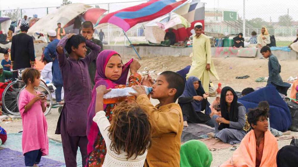 UN refugee chief warns of catastrophe if Afghanistan aid delayed