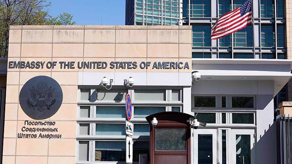 Russia accuses three US embassy staff of theft, wants their immunity lifted