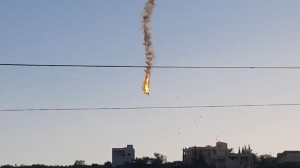 Abou Kamal: un drone US abattu!