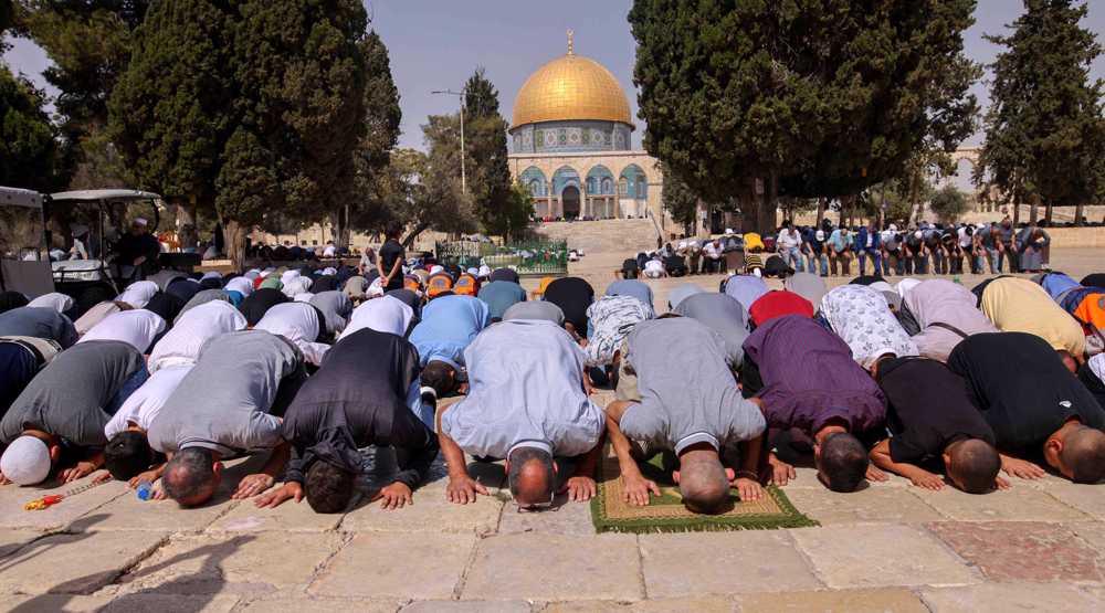 Faced with Palestinian fury, Israel keeps ban on Jewish prayers at al-Aqsa