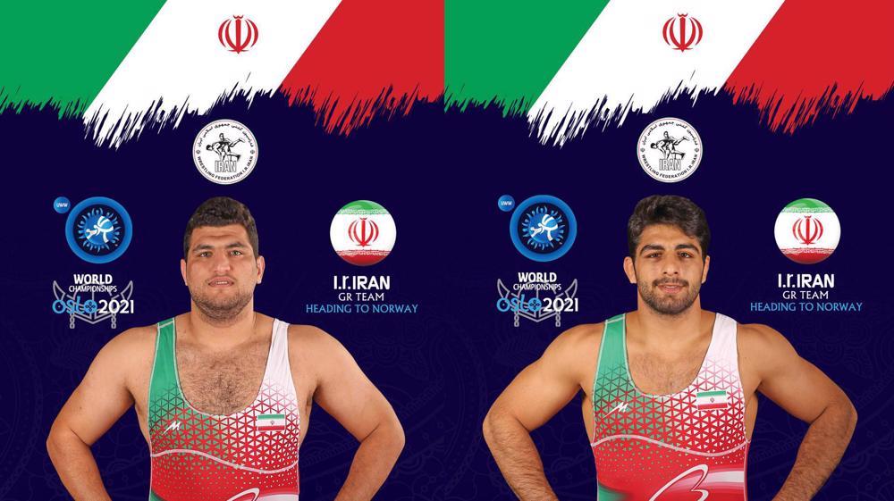 Greco Roman World Championships: Iran secure 2 finals, bags 2 bronze medals