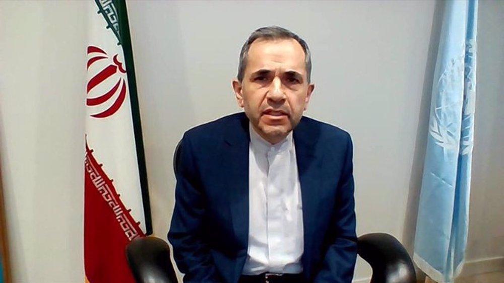 Iran's UN envoy: US should take first step towards reviving JCPOA