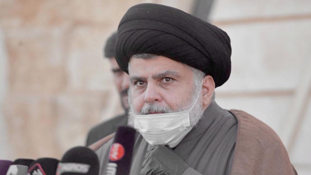 Iraq's Sadr: Occupier must withdraw immediately