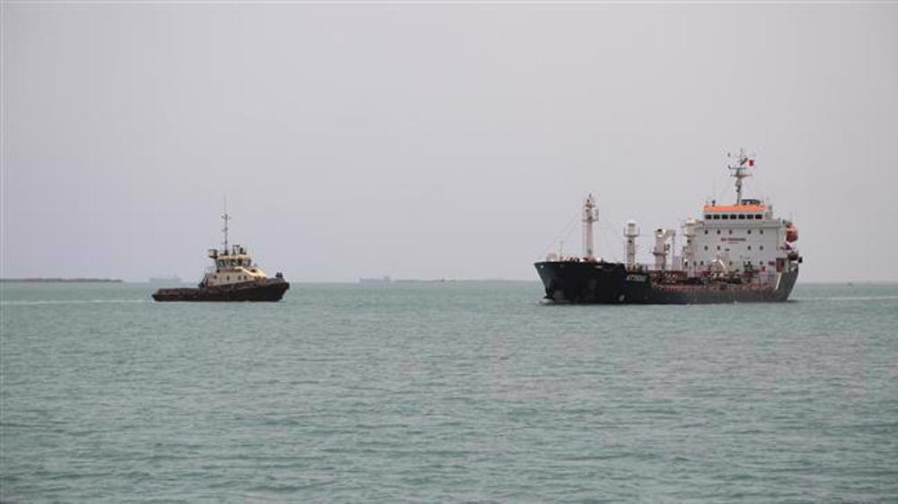 Saudi Arabia 'pirates' ship carrying gas to Yemen: Company