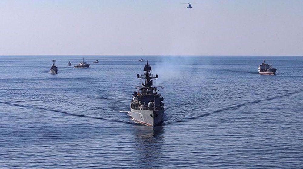 G. Persique: la marine russe débarque?