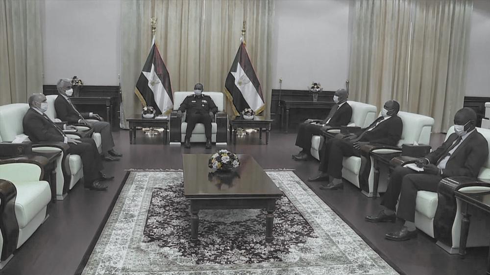 African Union envoy in Khartoum to talk Sudan-Ethiopia dispute