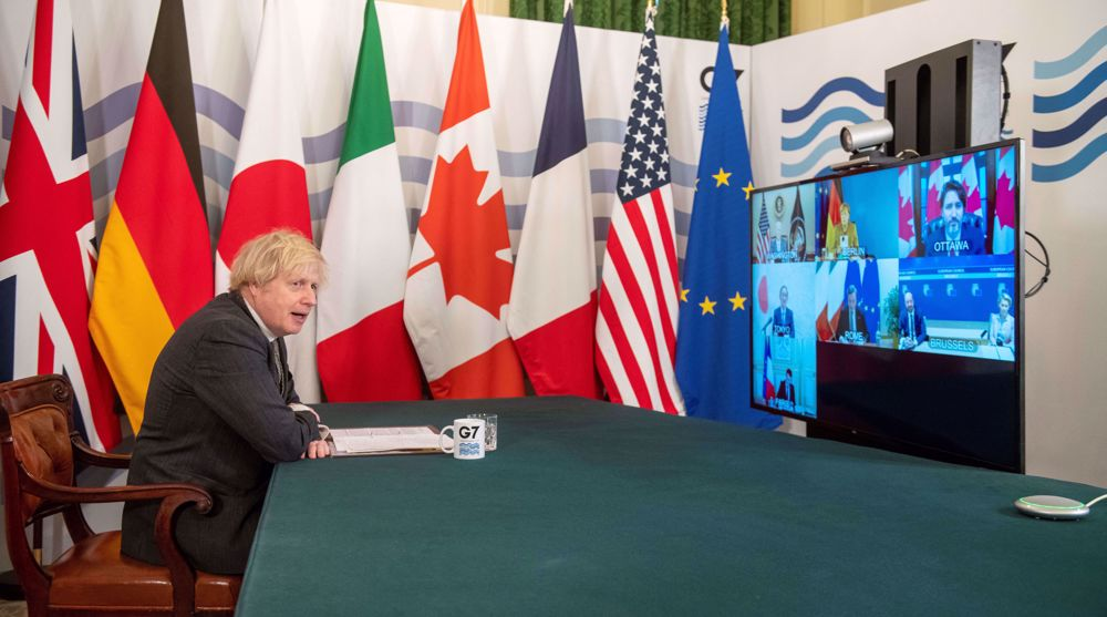 World leaders pledge more vaccines for poor nations at G7