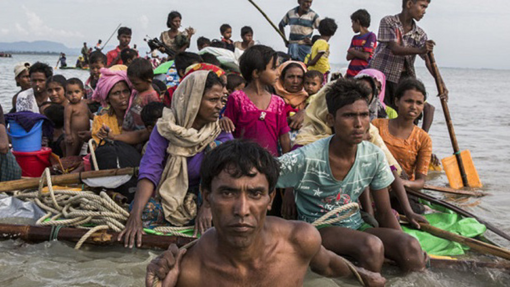 UN calls for 'immediate rescue' of Rohingya refugees stranded at sea