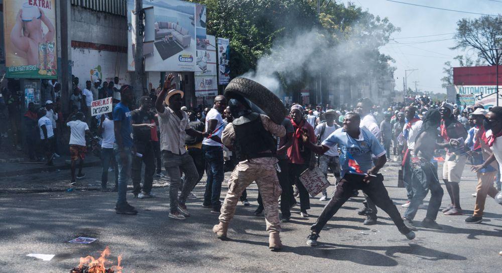 How US meddling fuels political turmoil in Haiti