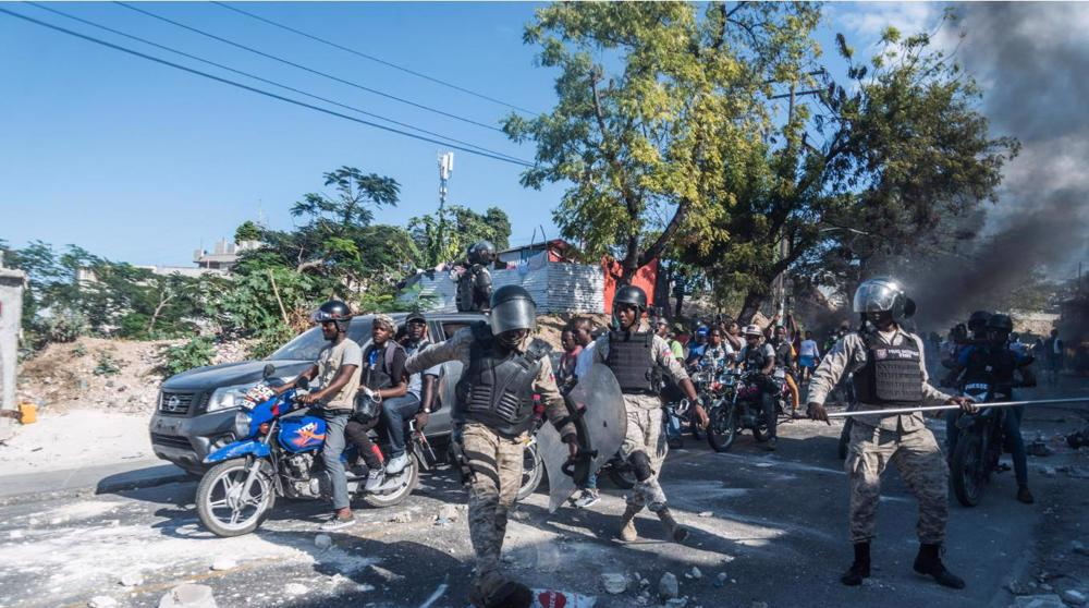 'Haiti situation dire even by Haitian standards'